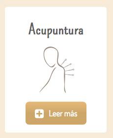 Eloy Echeverría Centro Médico: acupuntura